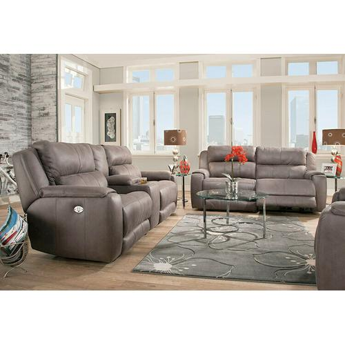 Southern Motion - Power Headrest Single Seat LAF Recliner