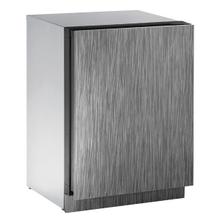 "3024bev 24"" Beverage Center With Integrated Solid Finish and Field Reversible Door Swing (115 V/60 Hz Volts /60 Hz Hz)"