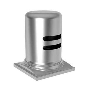 Stainless Steel - PVD Air Gap Cap & Escutcheon Only