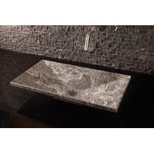 "Verona Vessel Sink Cumulo Granite / 24"" X 13"""
