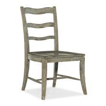 View Product - Alfresco La Riva Ladder Back Side Chair - 2 per carton/price ea