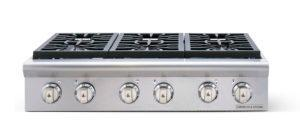 "Cuisine Sealed-burner Rangetops 36"" LP Gas"