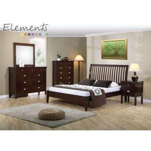 Carter King Bed