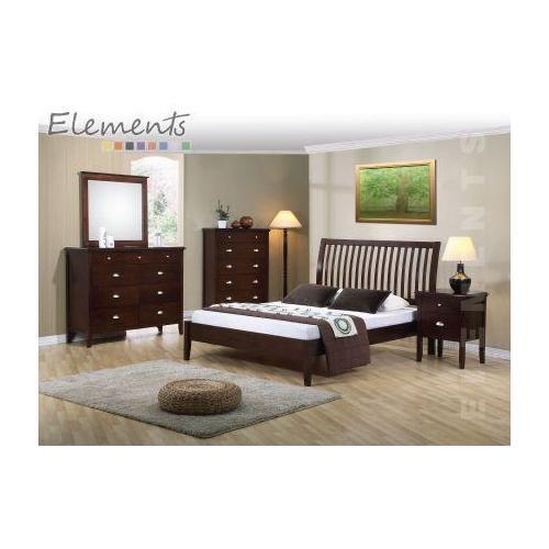 Elements - Carter Queen Bed