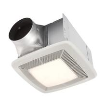 Broan® 150 CFM Ventilation Fan Light, 36W Fluorescent Light, 4W Nightlight, ENERGY STAR®
