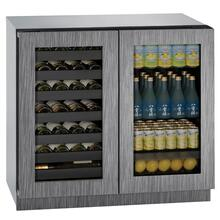 "3036bvwc 36"" Beverage Center With Integrated Frame Finish (115 V/60 Hz Volts /60 Hz Hz)"