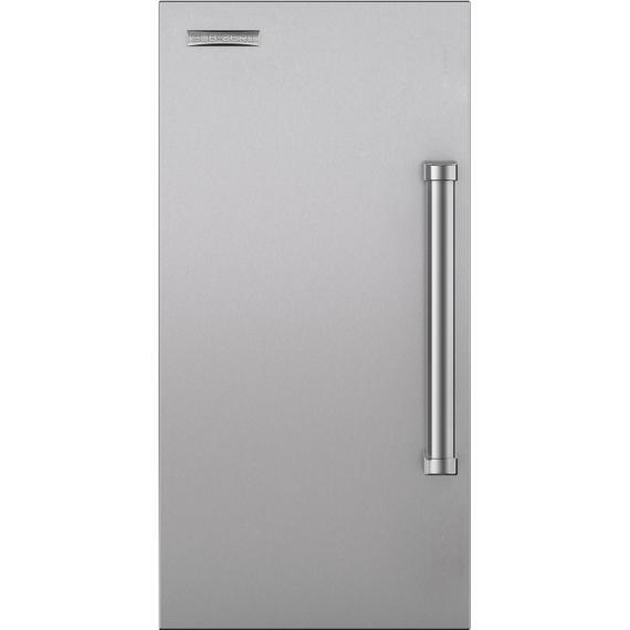 """Sub-Zero - 15"""" Stainless Door Panel with Pro Handle"""