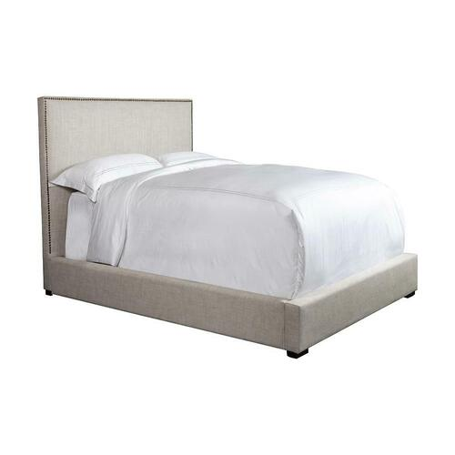 Kate Crepe Queen Bed 5/0
