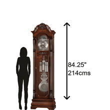 Howard Miller Neilson Grandfather Clock 611102