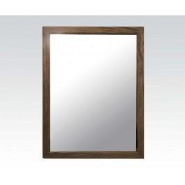 Acme Furniture Inc - Salvage Brown Accent Mirror