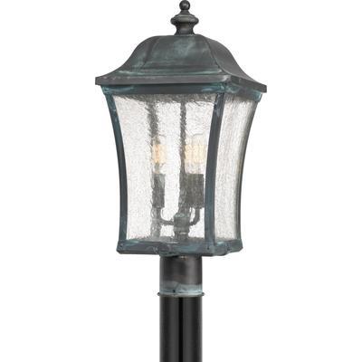 See Details - Bardstown Outdoor Lantern in Aged Verde