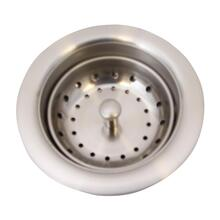 See Details - Kitchen Sink Drain - Brushed Nickel