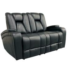OPTIMUS - MIDNIGHT Power Loveseat