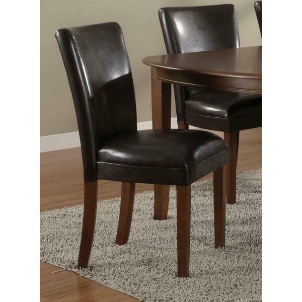Telegraph Brown Parson Side Chair