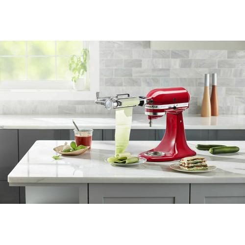 KitchenAid - Vegetable Sheet Cutter Attachment - Other