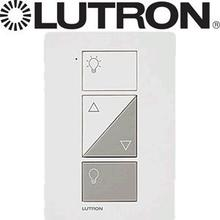 White Dimmer Plug In Control