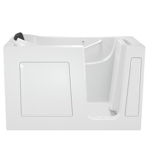 American Standard - Premium Series 30x60 Air Spa Walk-in Tub, Right Drain  American Standard - White