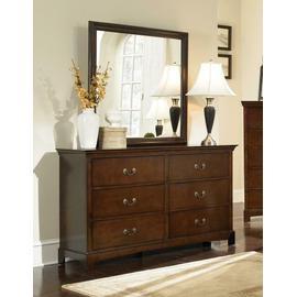 See Details - Tatiana Transitional Six-drawer Dresser