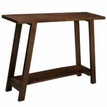See Details - Volsa Console Table in Walnut