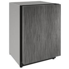 """24"""" Wine Refrigerator With Integrated Solid Finish and Field Reversible Door Swing (115 V/60 Hz Volts /60 Hz Hz)"""