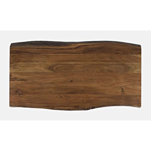 Nature's Edge Counter Height 52x28 - L. Chestnut