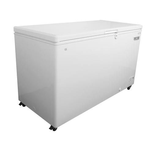 Product Image - Chest Freezer Solid Top Freezer, 17 cu.ft , 1 Basket