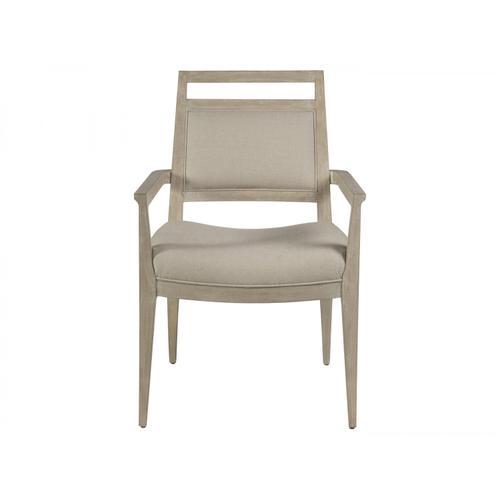 Nico Upholstered Arm Chair