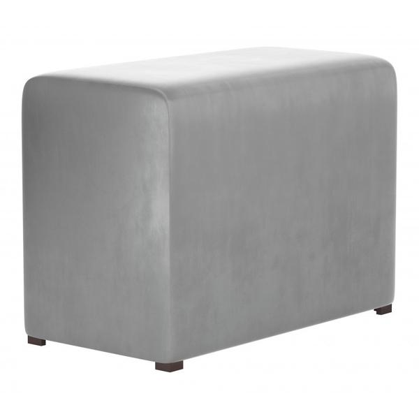Lisbon Modular Back / Armrest Only Gray