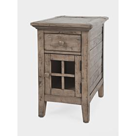 Rustic Shores Power Chairside - Watch Hill Weathered Grey