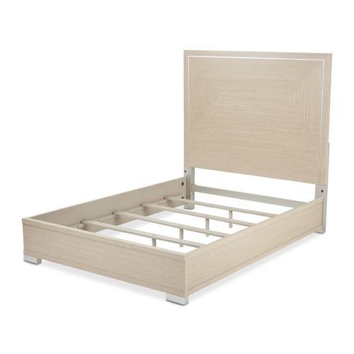 Amini - Cal King Panel Bed (2 Pc)