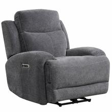 View Product - BOWIE - BIZMARK GREY Power Recliner
