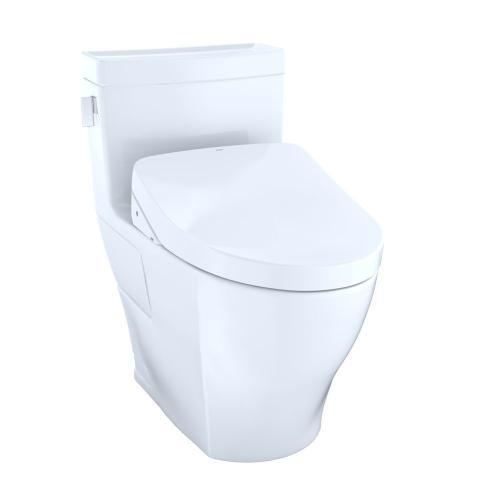 Legato - WASHLET®+ S500e One-Piece Toilet - 1.28 GPF - Cotton