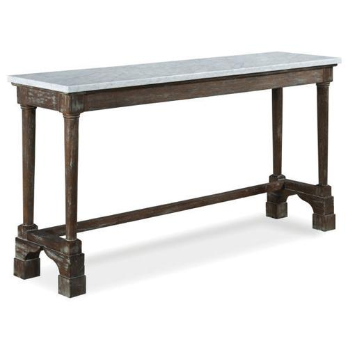 Rustique Bistro Sofa Table