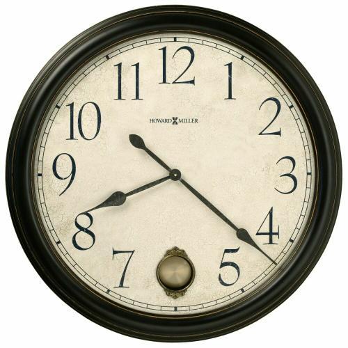 Howard Miller - Howard Miller Glenwood Falls Oversized Wall Clock 625444