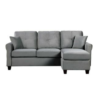 See Details - Reversible Sofa Chaise