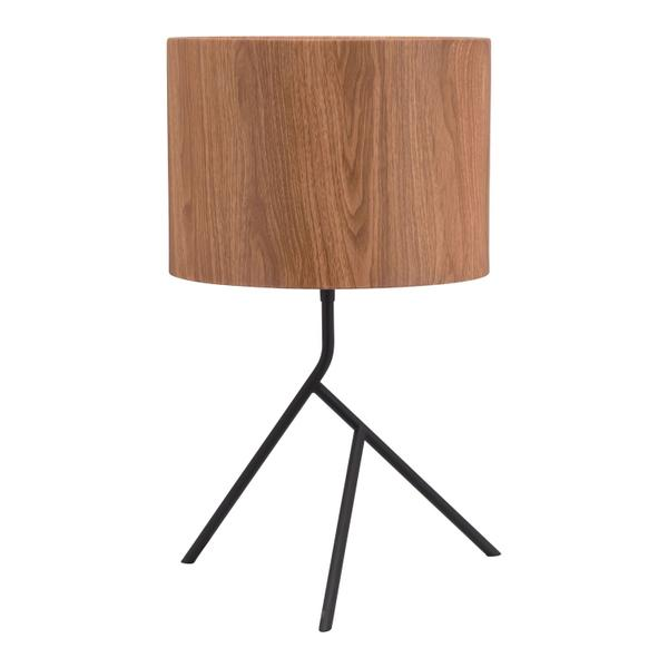 See Details - Sutton Table Lamp Brown & Black