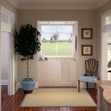 Premium Series 28x48-inch Air Massage Walk-in Bathtub  Right Drain  American Standard - Linen
