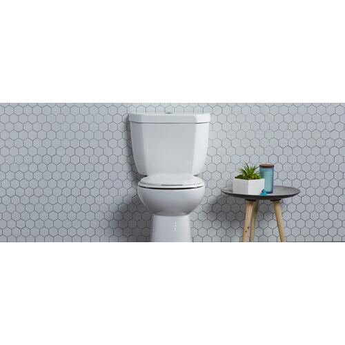 "Niagara - The Original - 0.8 GPF Single Flush 12"" Round Toilet"