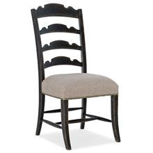 Dining Room La Grange Twin Sisters Ladderback Side Chair - 2 per carton/price ea