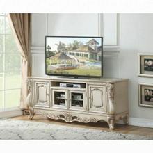 ACME Gorsedd TV Stand - 91443 - Antique White