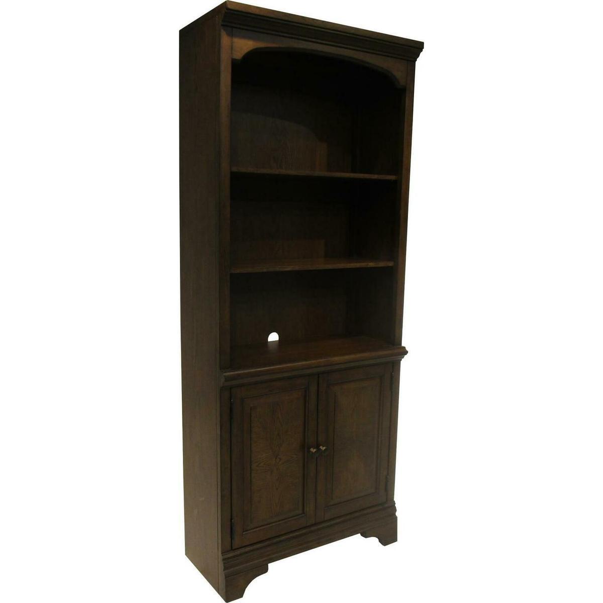 Bookcase W/ Cabinet