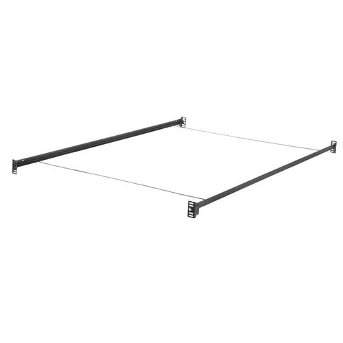 Malouf - Structures Bolt-on bed rail system with wire support