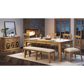 Telluride Ext Table W/(4) Chairs