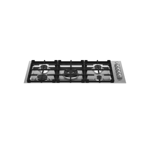 "36"" Drop-in Gas Cooktop 5 Burners"
