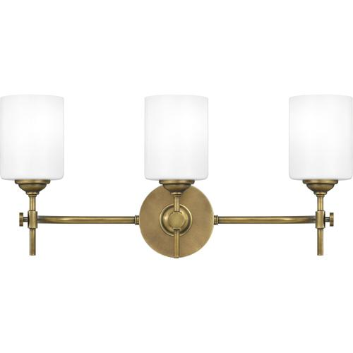 Quoizel - Aria Bath Light in Weathered Brass