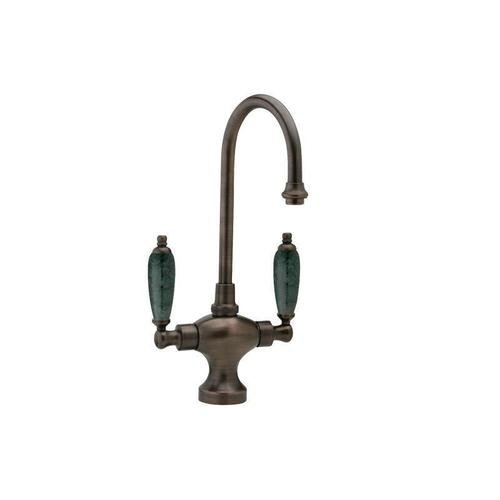 Kitchen & Bar Single Hole Bar Faucet K8158F - Burnished Nickel
