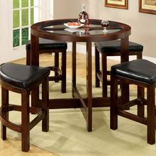View Product - Crystal Cove 5 Pc. Counter Ht. Table Set