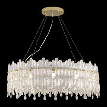 Royal Crown 12 Light Chandelier