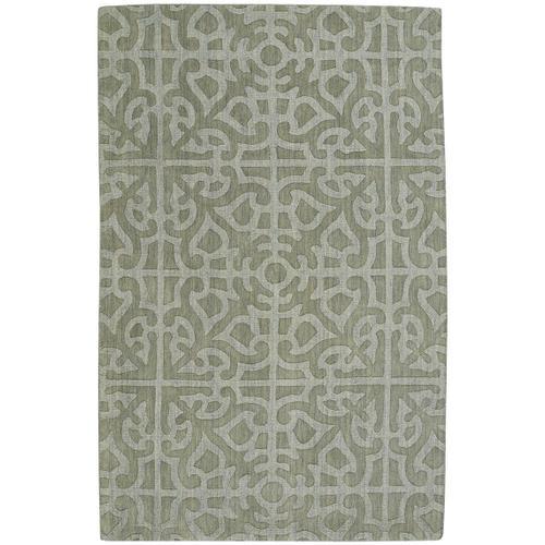 Parterre Lichen Grey Hand Tufted Rugs