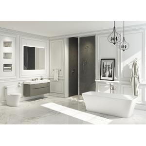 "Leyden 18"" Towel Bar - Phase out - Bronze"